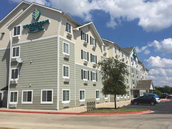 WoodSpring Suites North Charleston Hotel