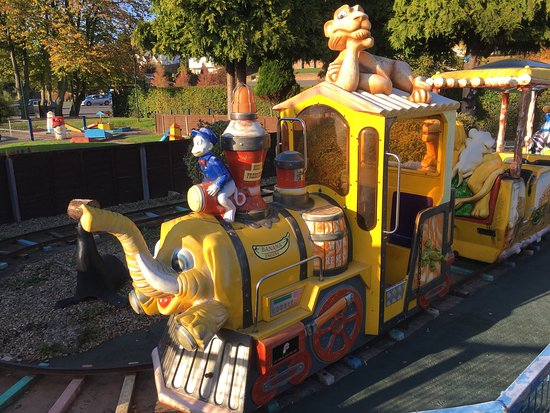 Stourport on Severn, UK: Playland Fun Park