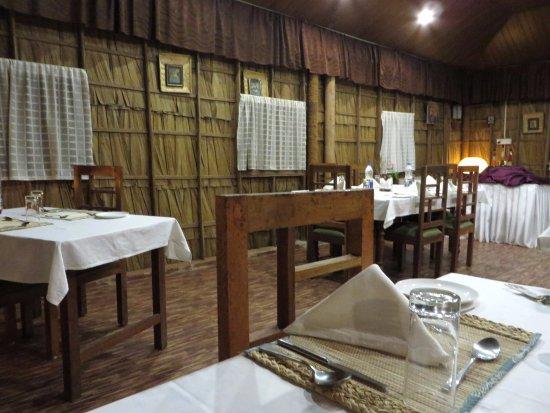 Ambady Estate: The restaurant