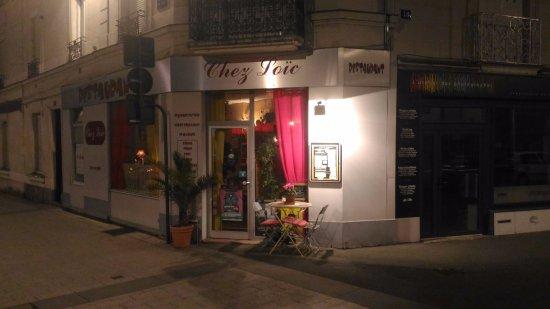 Restaurant Angers Tripadvisor Chez Loic