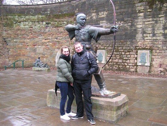 Nottingham Heroes & Villains Tour: photo3.jpg
