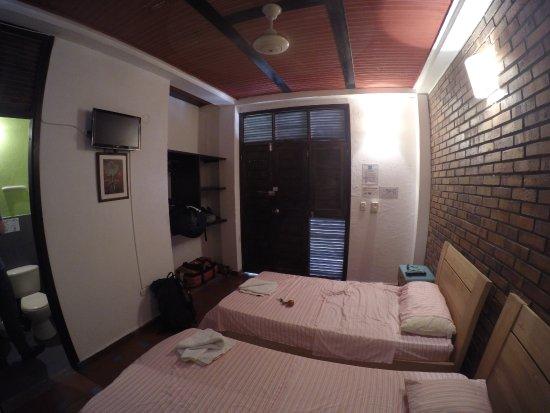 Aluna Casa y Cafe : Twin room