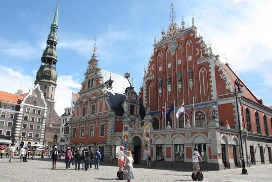 Riga Tourist Information Centre