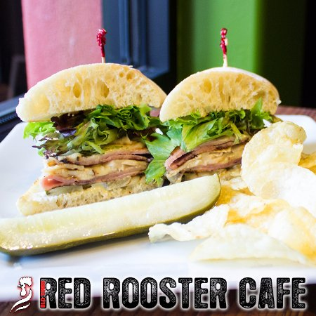 Red Rooster Cafe Cottonwood