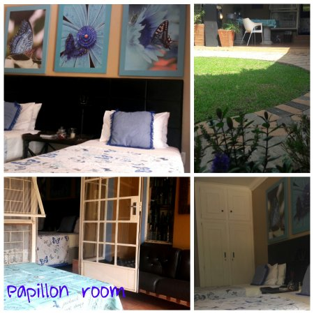 Potchefstroom, South Africa: Leopard Lily Bed & Breakfast