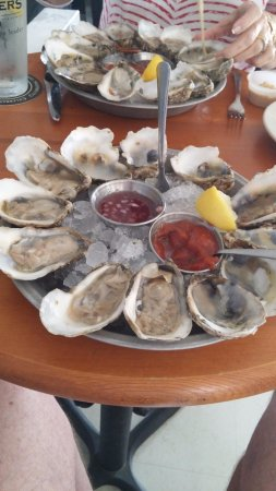 Topping, เวอร์จิเนีย: Oysters