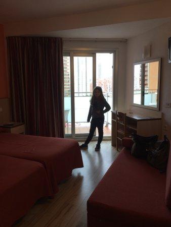 MedPlaya Hotel Regente: Very clean rooms!