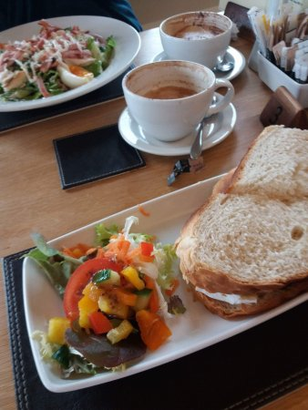 Stalham, UK: Vera's Coffee Shop