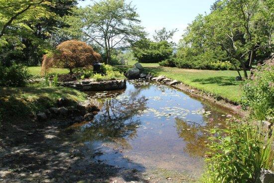 Bristol, RI: Blithewold Grounds