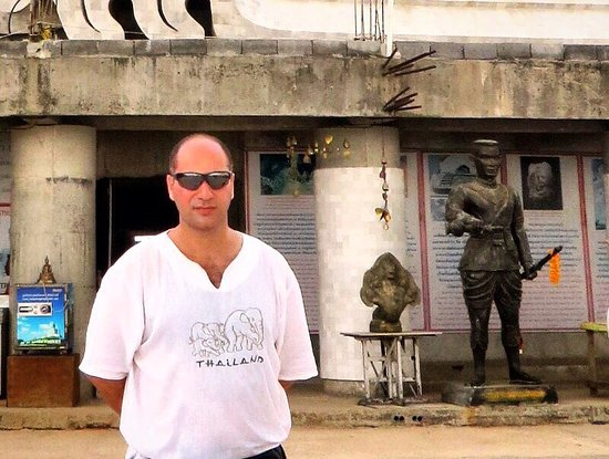 Chalong, Tailandia: Big Buddha , Numero Uno