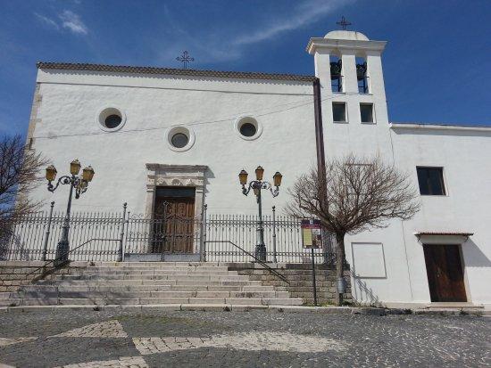 Casalnuovo Monterotaro, Italie: Chiesa Madonna della Rocca
