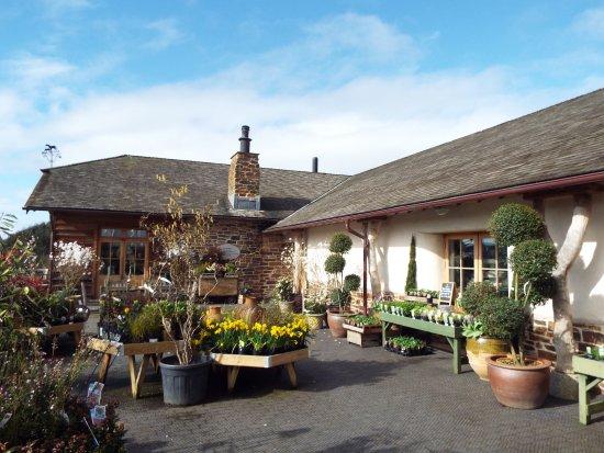 Lostwithiel, UK: outside