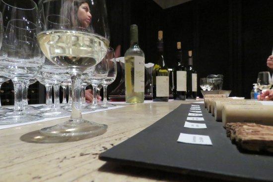 Tunuyan, الأرجنتين: Degustação
