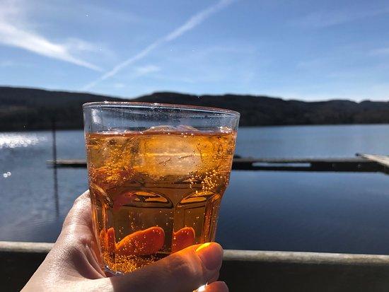Callander, UK: Refreshing