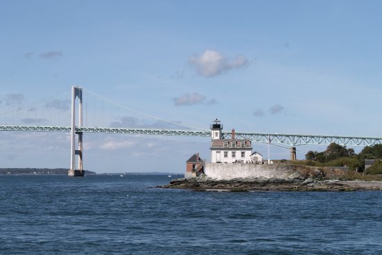 North Kingstown, RI: Lighthouse & Harbor Tour