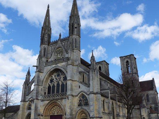 Laon, Frankrike: saint martin