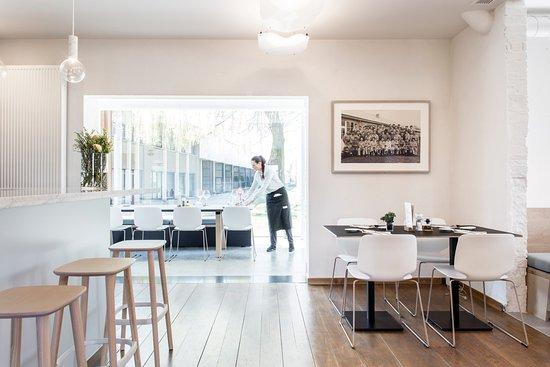 Lokeren, Belgio: Room with a view