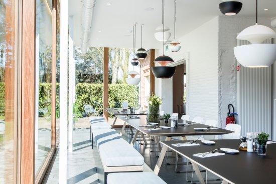 Lokeren, Belgio: Tuin, licht, lucht..