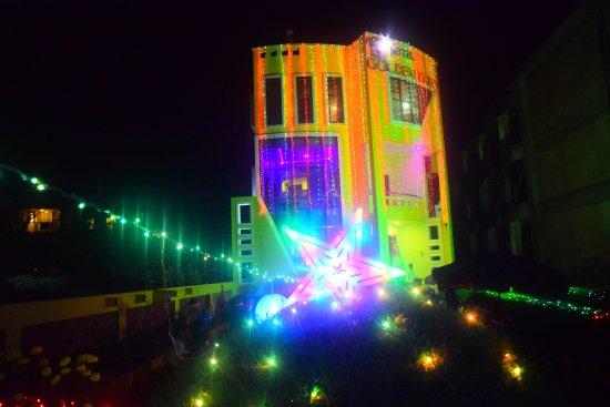 Window View - Picture of Hotel Golden Dust Puri, Puri - Tripadvisor
