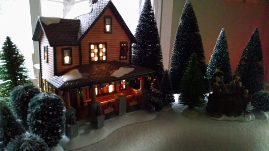 a christmas story house christmas story lighted house from the gift shop cleveland