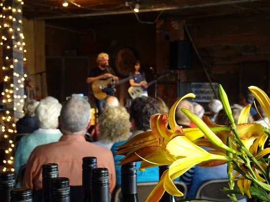 Greenville, ME: Enjoy concerts in the BHI Carriage Barn