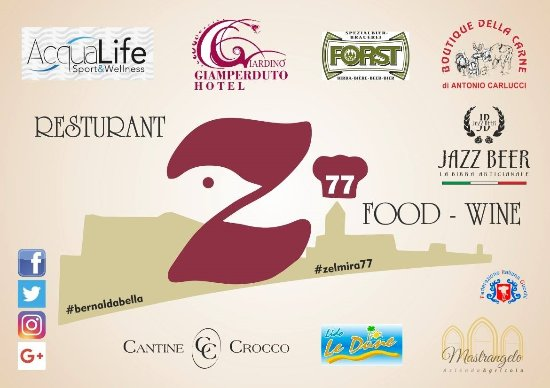 Bernalda, Włochy: Z77 il catering a casa tua