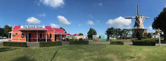 Foxton, نيوزيلندا: The Dutch Oven & de Molen