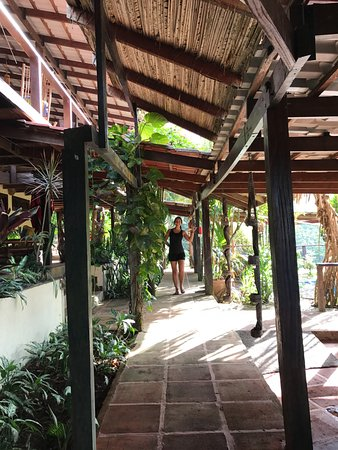 Princesa de la Luna Eco Lodge : This place is magic