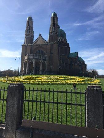 Koekelberg, Belgium: Prachtig uitzicht