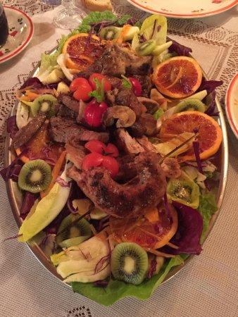 La Chiusuraccia : Una cena davvero speciale..!!!