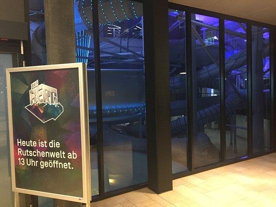 Abtwil, Swiss: Spektakuläres Schwimmbad im Säntispark