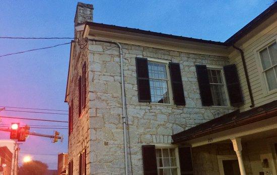 Haller-Gibboney Rock House