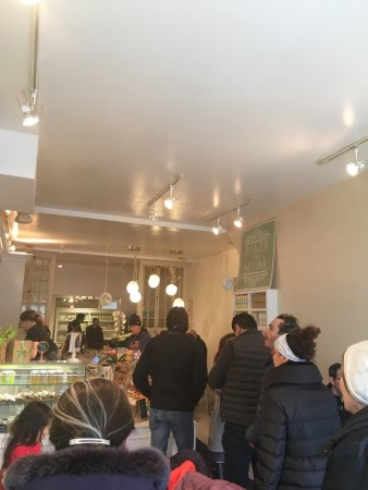 Photo of Restaurant Baker and Scone at 693 St Clair Ave W, Toronto M6C 1B2, Canada