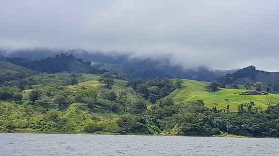 Santa Elena, Costa Rica: Boat taxi to Arenal from Monteverde
