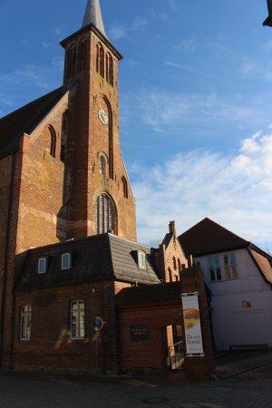 Ribnitz-Damgarten, Jerman: Kloster