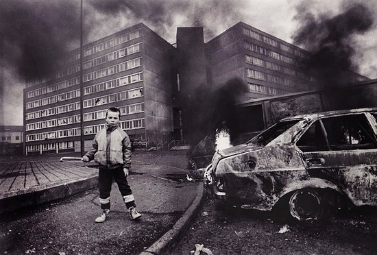 Political Tour-Conflicting Stories: Divis Tower (start point) 1980s