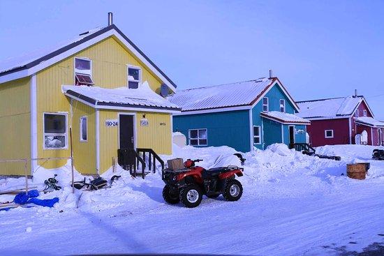 Rankin Inlet, Canada: Street scene
