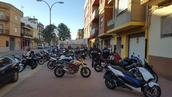 Navarres, Spain: Dreams Cafe & Heladeria