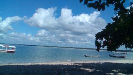 Vera Cruz: Cacha Prego Mar Calmo sem Ondas