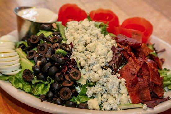 Ashford, WA: Copper Creek's Cobb Salad