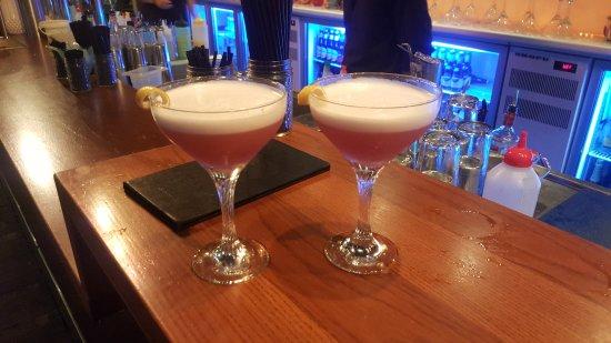5 Sawyers: Irresistible cocktails . . .