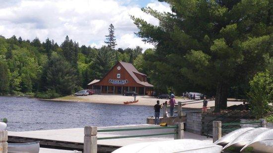 Algonquin Provincial Park, Canadá: Canoe Lake