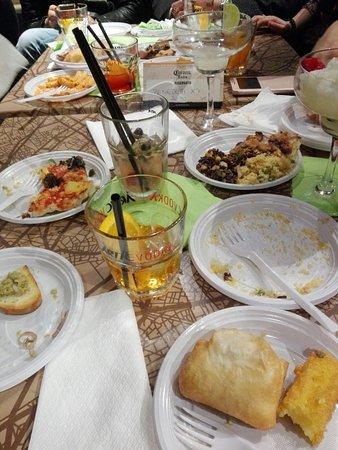 Bazeel: apericena a buffet!
