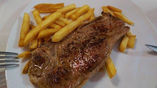 Premia de Mar, Hiszpania: Restaurant Alacant