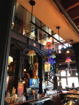 Photo of American Restaurant Crescent City Brewhouse at 527 Decatur St., New Orleans, LA 70130, United States