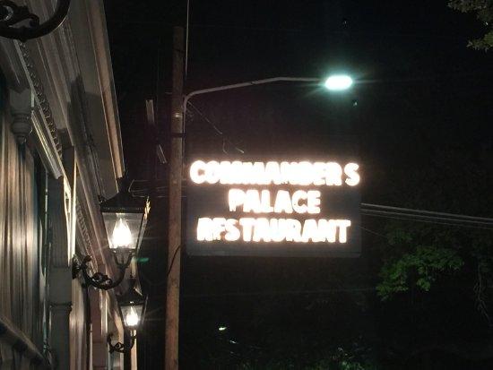 Commander's Palace: photo1.jpg
