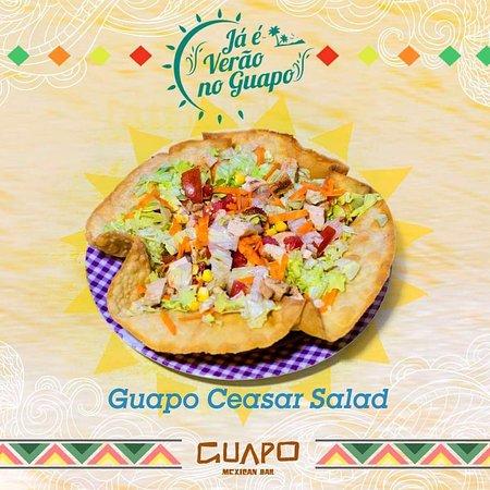 Guapo Ceasar Salad