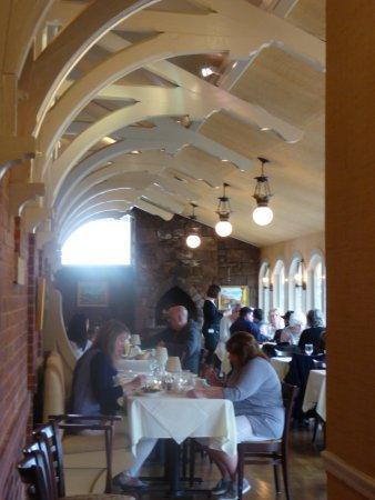Warrenton, VA: Back Dining Area