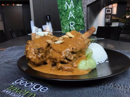 East Maitland, Australia: Curry Shanks