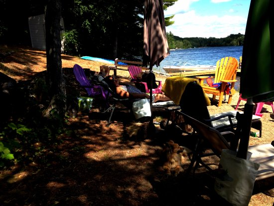 Algoma Mills, Canada: Relax on the beach